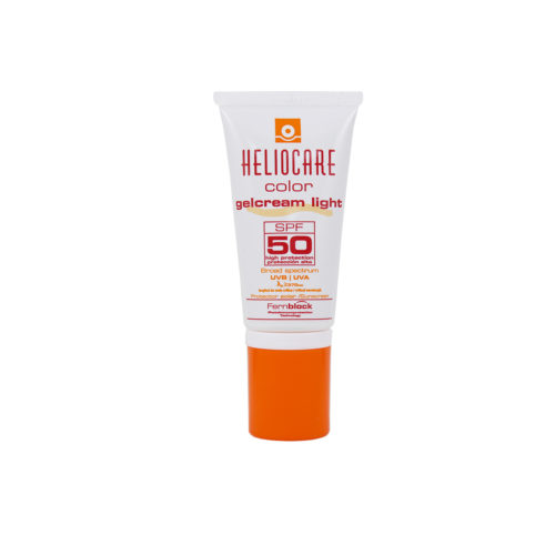 Heliocare Gelcream Colour Light SPF50