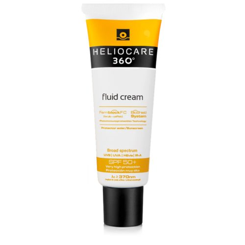 Heliocare 360° Fluid Cream SPF 50+