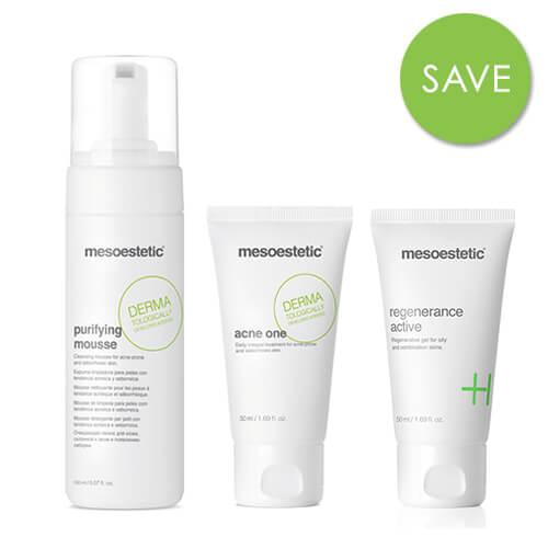 Mesoestetic Acne Prone Skin Pack