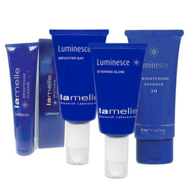 Lamelle Luminesce Brightening Pack