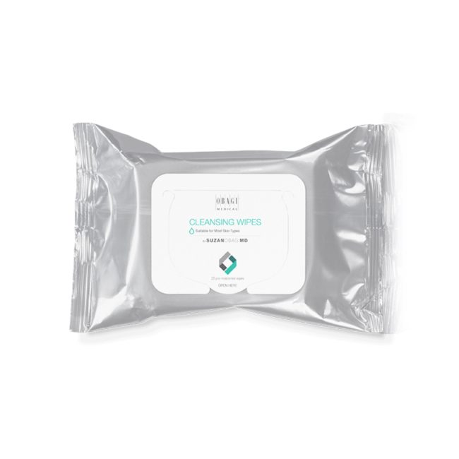 Obagi Cleansing Wipes Purify