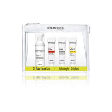 Dermaceutic Lightening Travel Kit